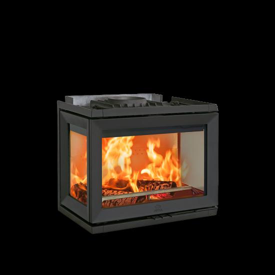 poele a bois godin en fonte ref 3260. Black Bedroom Furniture Sets. Home Design Ideas